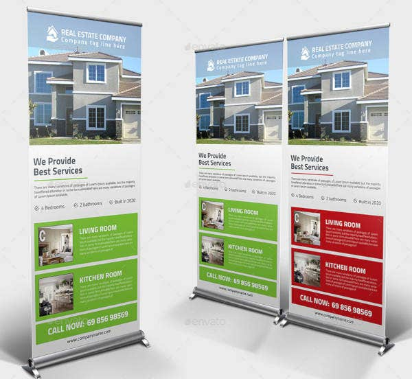 real estate rollup banner