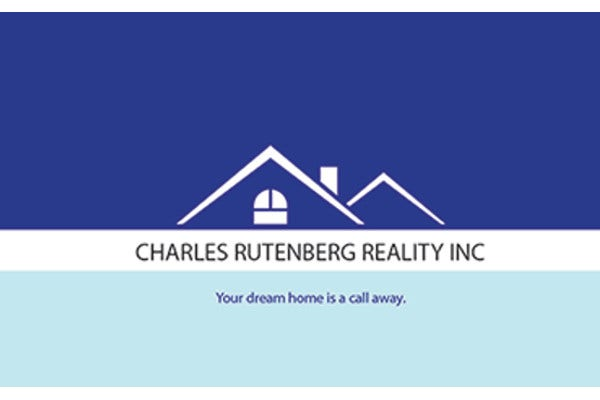 realtor business card example