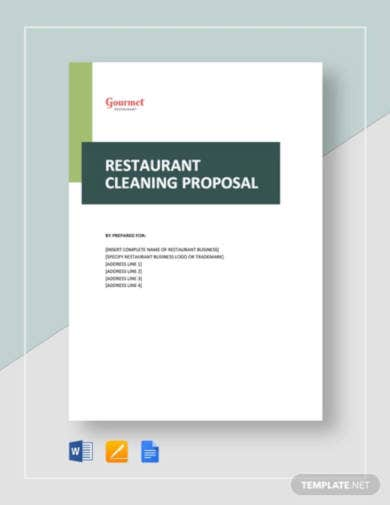 restaurant-cleaning-proposal