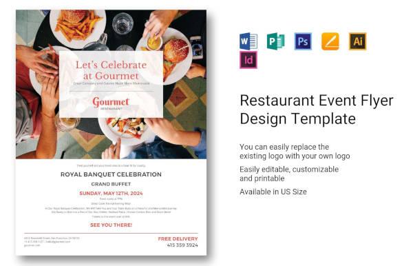 restaurant-event-flyer-design