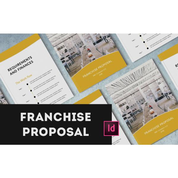 restaurant franchise proposal