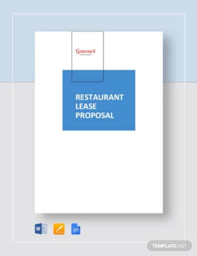 restaurant-lease-proposal-template