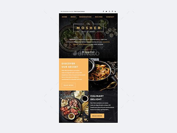 restaurant-newsletters-in-psd