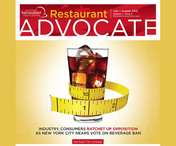 restaurant-advocate-newsletter-template