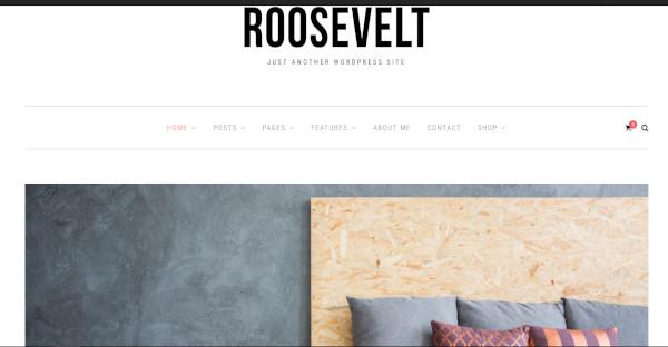 roosevelt woocommerce plugin wordpress theme