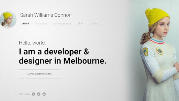 sarah williams connor multipurpose wordpress theme