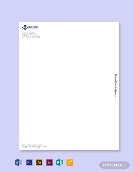 security company letterhead template 440x570 1