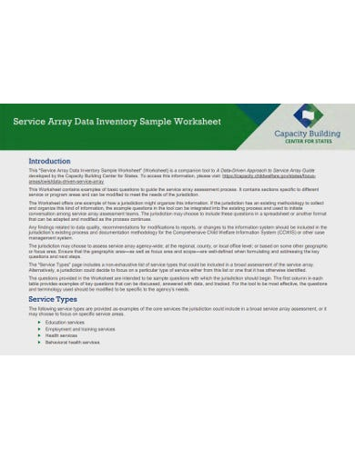 service-data-inventory-template