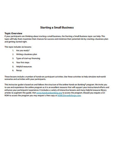 simple-business-startup-plan-templates