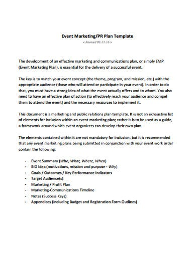 simple-event-marketing-plan-template
