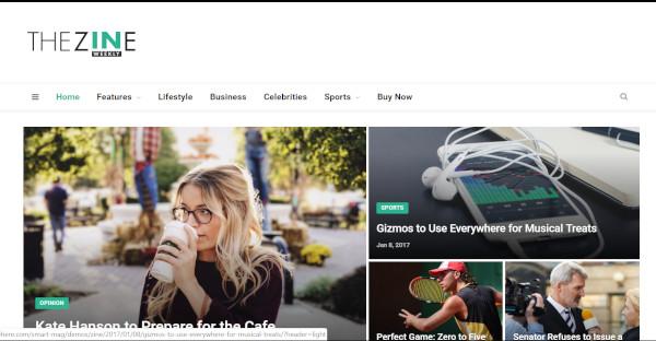 smartmag – responsive wordpress theme