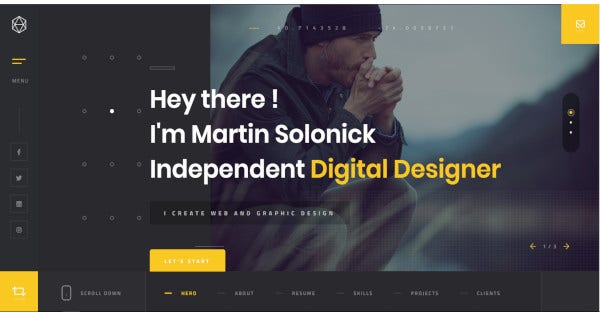 Solonick - WPML Ready WordPress Theme
