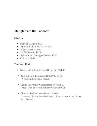 standard banquet event order template