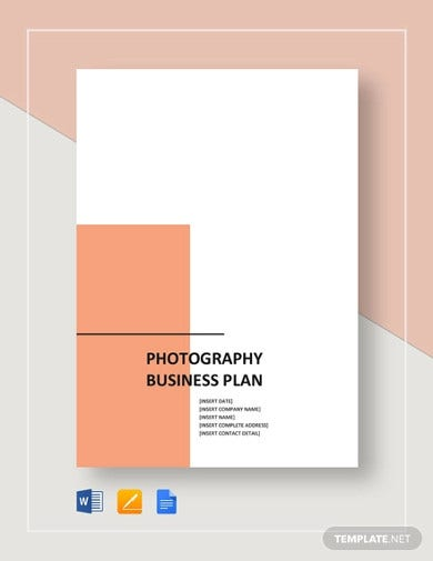 standard-photography-business-plan-template