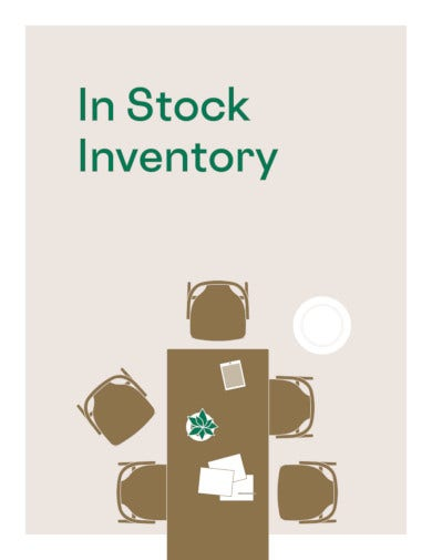 stock inventory example in pdf
