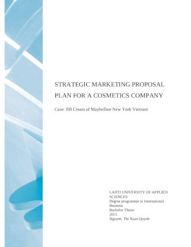 strategic-marketing-proposal-template