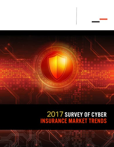 survey-of-cyber-insurance-template