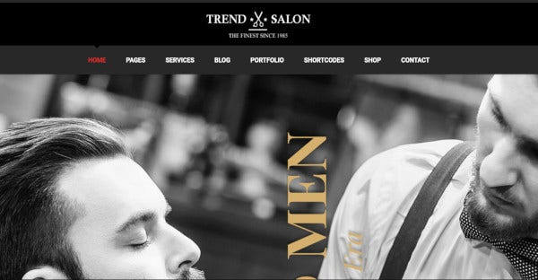 trend salon mailchimp plugin wordpress theme