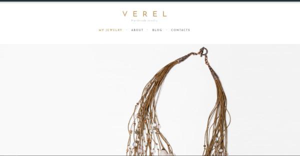 Varel - Responsive WordPress Theme