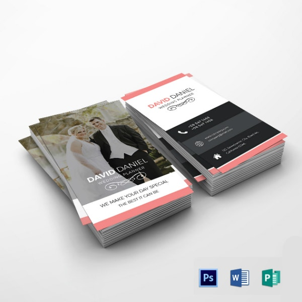 10+ Event Business Card Templates
