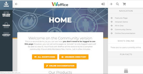 Woffice – Wunderlist & AJAX Todos Supported WordPress Theme