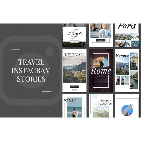world-travel-instagram-stories-template