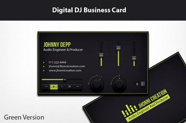 djbusinesscard