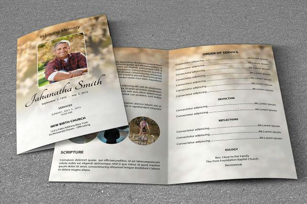 funeralprogramdesign