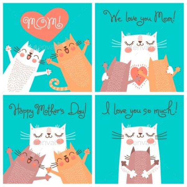 mothersdaycats