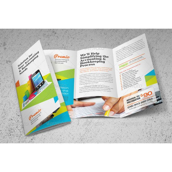 accounting-and-bookkeeping-services-tri-fold-brochure