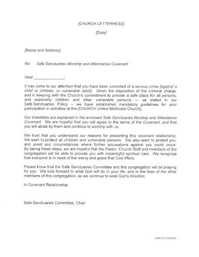 basic non profit letterhead template