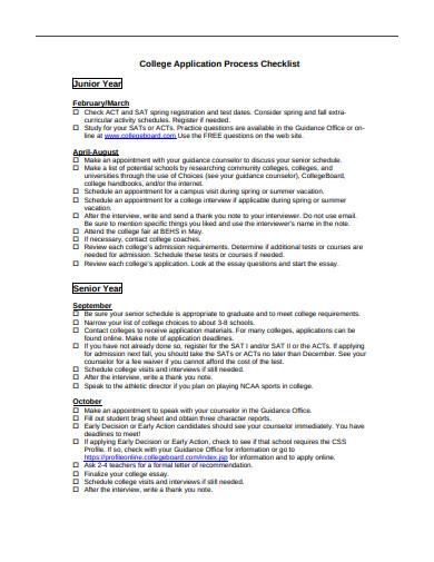 college-application-process-checklist