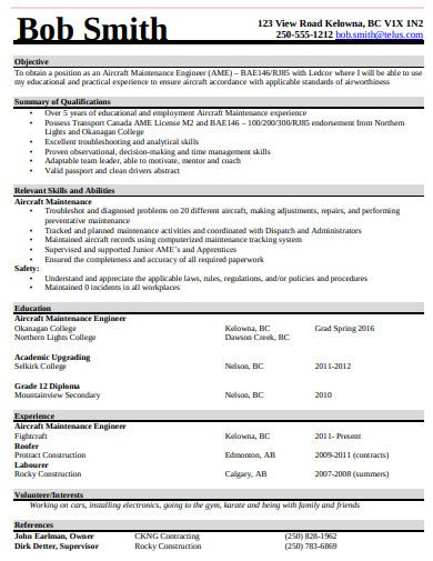 college-graduate-resume-example