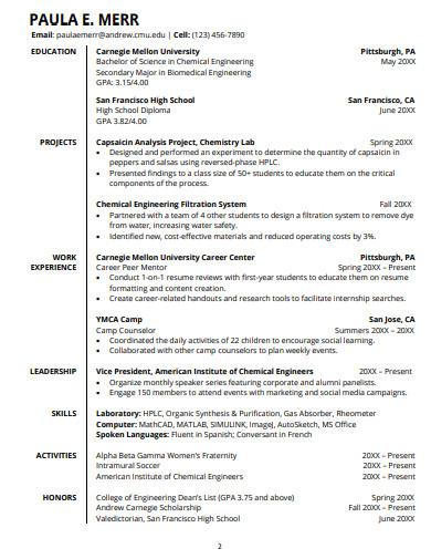 college-graduate-resume-formal
