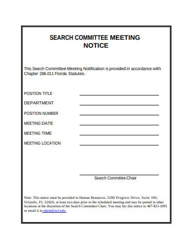 committe-meeting-notice-format