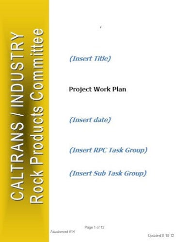12+ Construction Action Plan Templates - PDF, DOCX | Free
