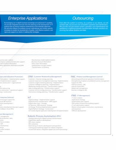 15+ Consulting Company Profile Templates in PDF | Free