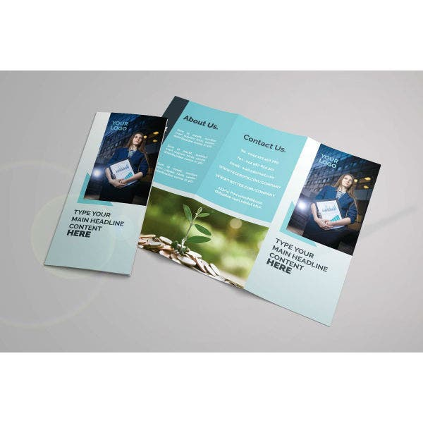 corporate-finance-trifold-brochure-sample
