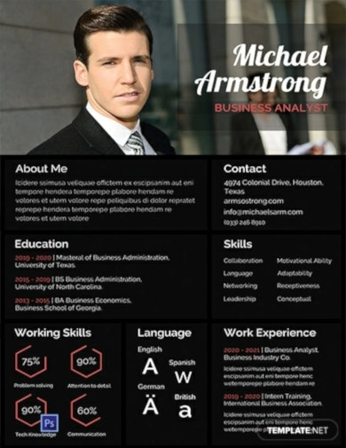 downloadable management fresher resume template