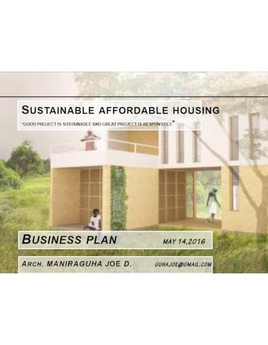 editable construction business plan template