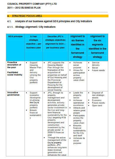 editable construction business plan