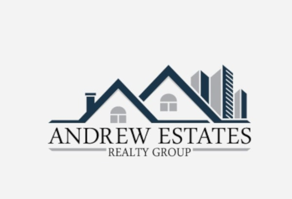 editable real estate logo template
