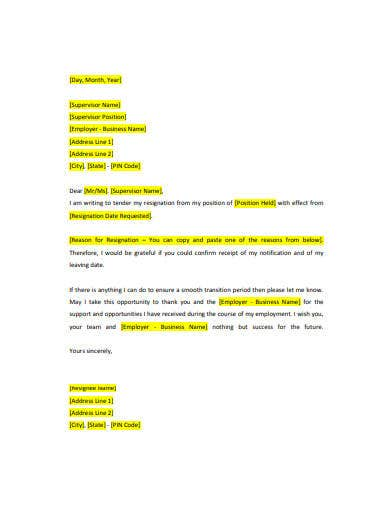 employer-resignation-letter-template