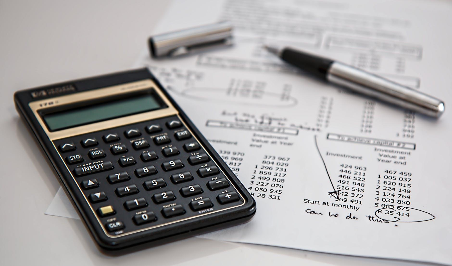 finance service featured