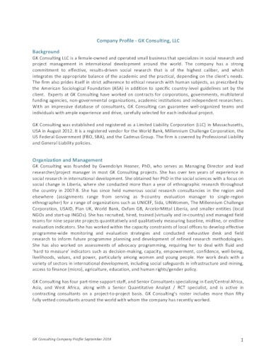 formal consulting company profile template