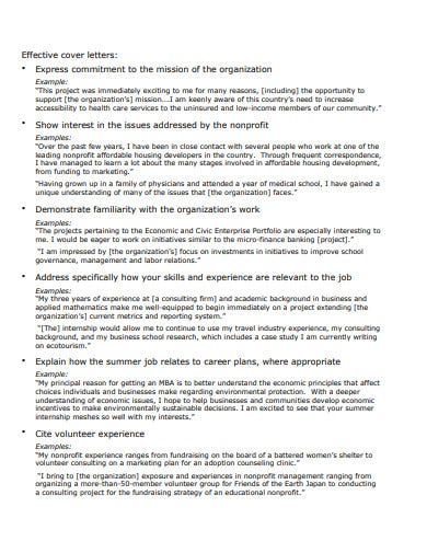 5+ Consulting Cover Letter Templates in PDF | DOC | Free ...