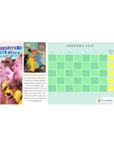 functional fundraising calendar3