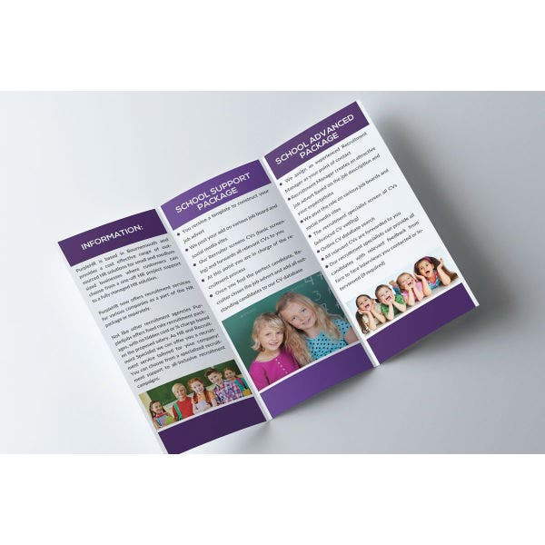 junior-school-tri-fold-brochure