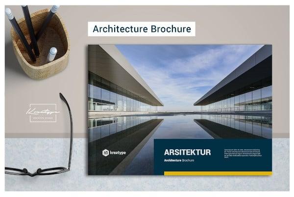 kreatype architecture brochure