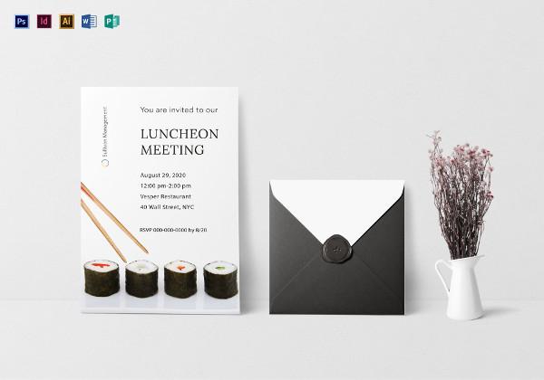 luncheon-meeting-invitation-templates